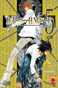 Death Note (vol.5)