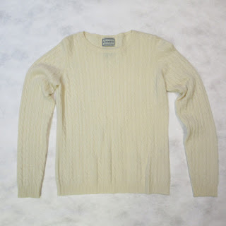 2-ply Cashmere Sweater by R. Derwin