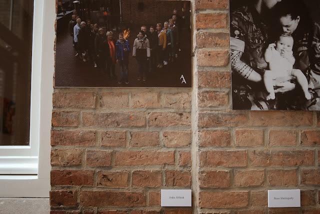 De opdracht was foto's te maken in het kader van Vredet. Hier het resultaat: 2 foto's.........