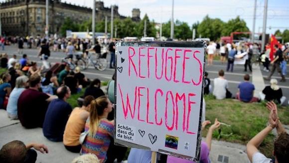 La Virtus raccoglie indumenti da destinare a profughi e rifugiati