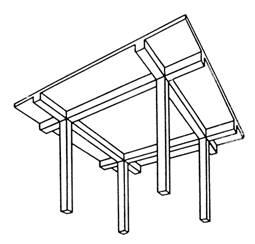 Civil engineering planning sistem pelat lantai for Dans way way