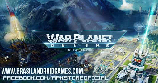 War Planet Online APK DATA