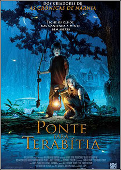 Download - Ponte para Terabítia - DVDRip RMVB - Legendado