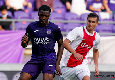 """Eén jongere van Anderlecht maakt indruk qua volwassenheid: """"Hij heeft dat leiderschap van nature in zich"""""""