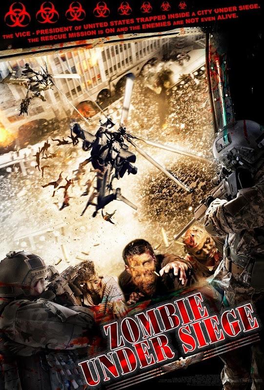 Zombie Under Siege