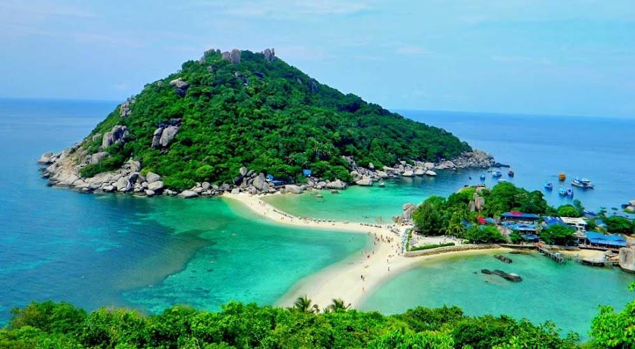 ko tao, tailandia