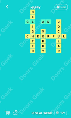 Cheats, Solutions for Level 30 in Wordcross by Apprope