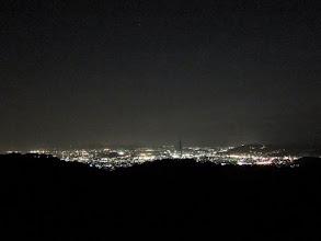 Photo: 姫路から倉敷まで移動。岡山の夜景。