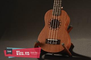 đàn ukulele soprano qmi