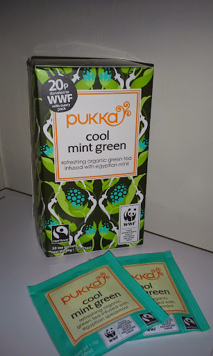 pukka cool mint green tea