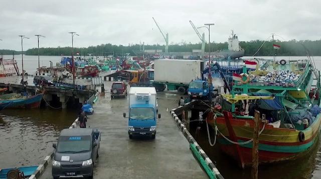 KKP Tetapkan 5 Koridor Logistik Perluas Akses Pasar Perikanan Indonesia Timur