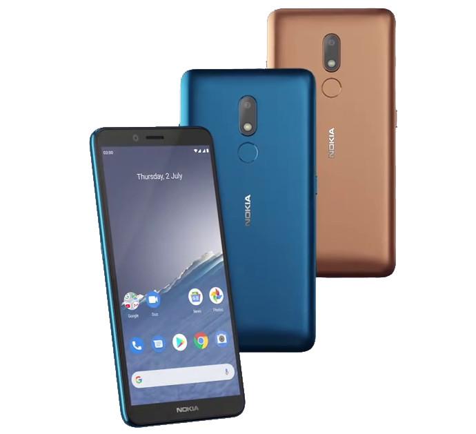 Nokia C3 PRIX Maroc