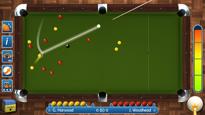 Pro Pool 2018 Screenshot 10
