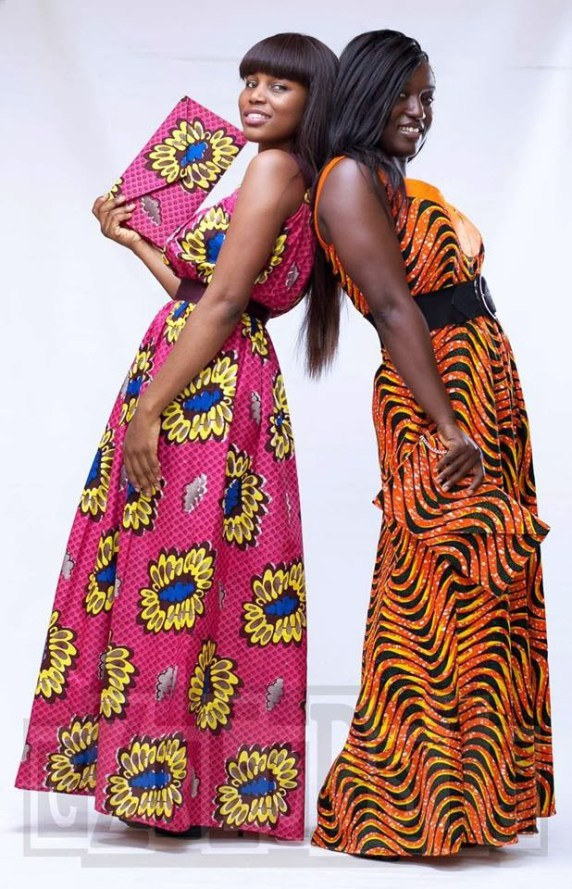 African Traditional Wedding Guests Dresses Styles 2