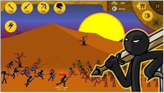 Game Perang  Android Terbaik Stick War:Legacy