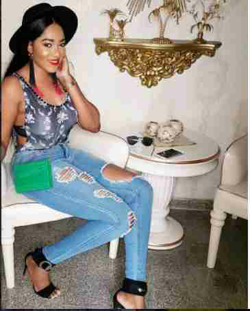 Fan Blasts Rukky Sanda