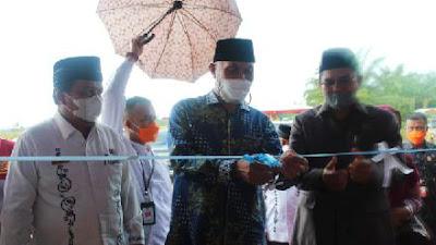 Gubernur Sumbar Resmikan Gedung SDIT Al-Fatihah Agam