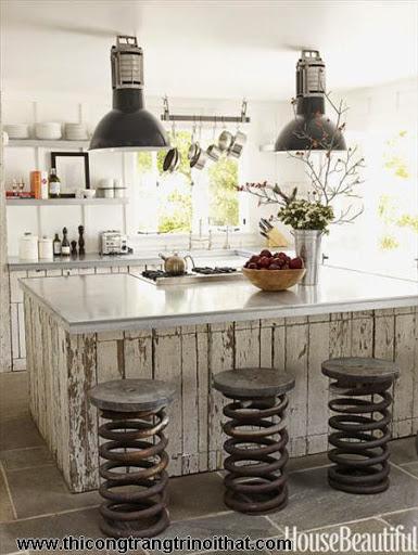 Những thiết kế thông minh cho nhà bếp nhỏ hẹp - <strong><em>Thiết kế nội thất</em></strong>-14