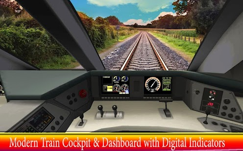 Real Metro Train Simulator Driving Games- screenshot thumbnail
