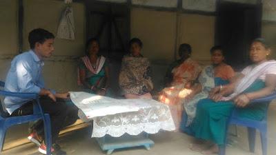 Follow up at Banderi Gaon, Udalguri