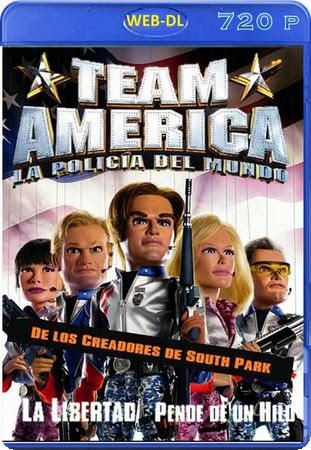 Team America. La polic�a del mundo [WEB-DL 720p][Dual AC3][Subs][Animaci�n][2004]