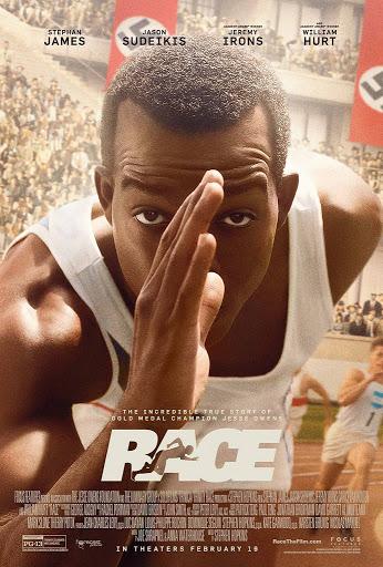 Ο άνθρωπος που ταπείνωσε τον Χίτλερ (Race) Poster
