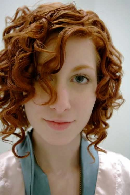 Strange The Best Funky Short Curly Hairstyles For Girls Hairstyles For Men Maxibearus
