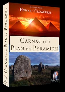 Carnac et le plan des pyramides