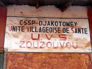 Photo: le nom du village incite à le visiter