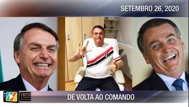 O Brasil em 26 Setembro por Cláudio Lessa.
