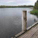 Wharf at Korsmans Landing
