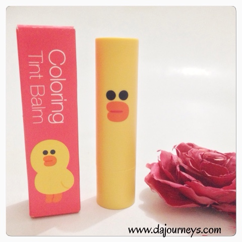 Coloring Tint Balm #Happy to You