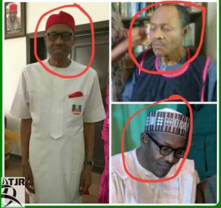 The late Buhari has multiple organ failure and died and they refused to tell Nigerians ~