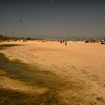 plaża z widokiem na Afrykę