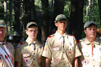 Old scouts