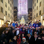 2015 NYC Christmas Tree Middle School