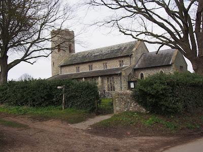St Margerets Church, Burnham Norton