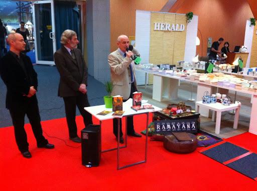 Eveniment: Colectia Tantra - Bookfest Bucuresti 2012