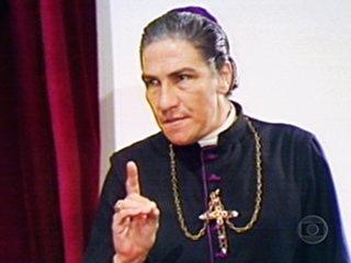 claudio cavalcanti 2 Padre Albano Roque Santeiro