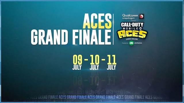 Call of Duty Mobile Aces Büyük Finalleri: takımlar, program, ödül havuzu dağılımı açıklandı