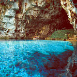 Sacred Caves In Greece