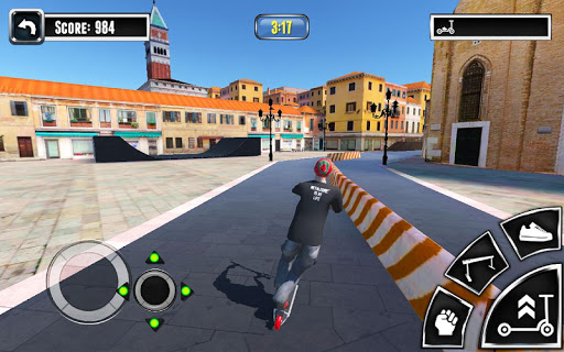 Scooter X 1.33 screenshots 1