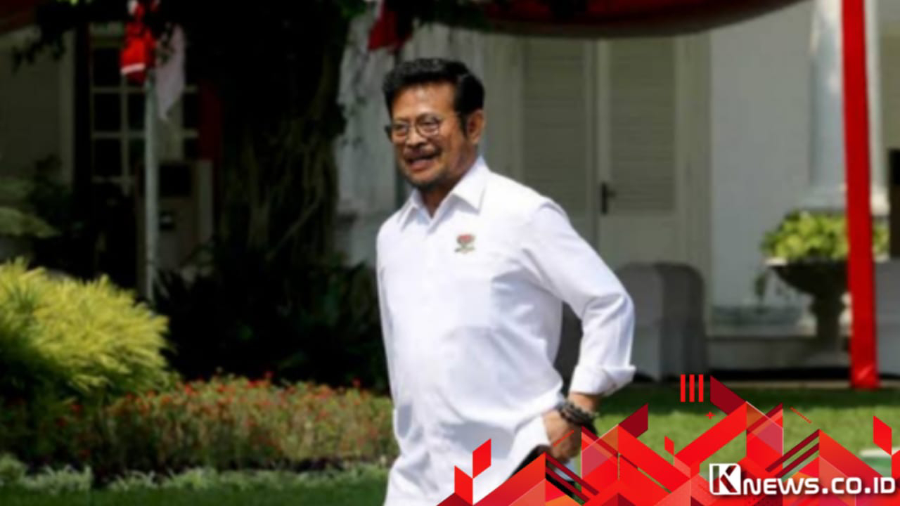 Selamat, SYL Ditunjuk Sebagai Plt.Menteri KKP
