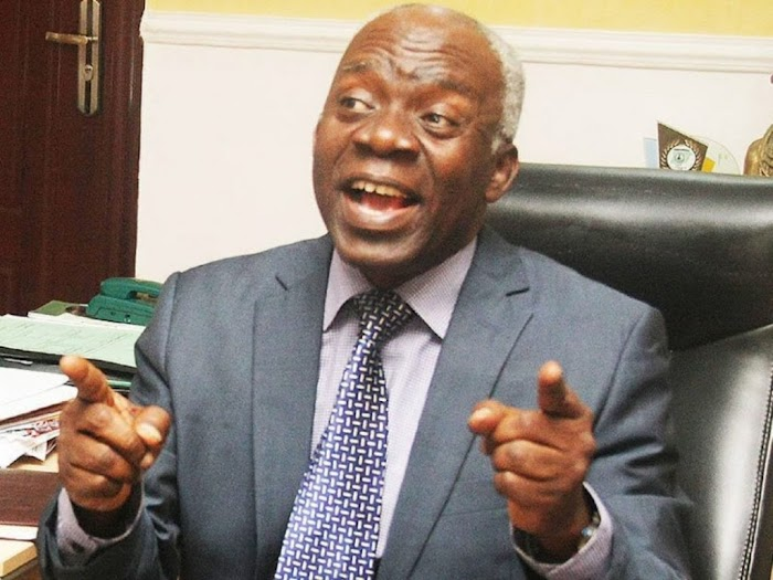 JUST IN: Buhari's govt bribes bandits but harasses law-abiding citizens, says Falana