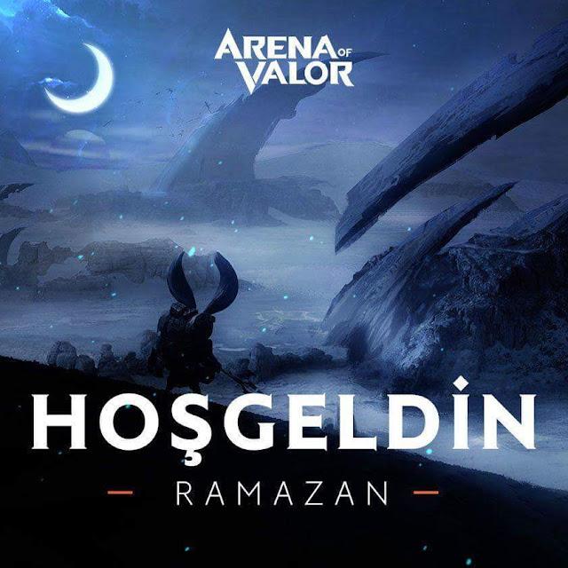 Arena of Valor 'un Ramazan Programı Belli Oldu