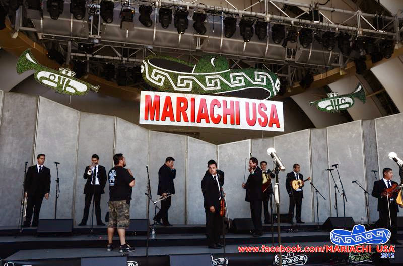Mariachi Festival Hollywood