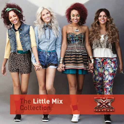 Little Mix – The Little Mix Collection (iTunes) (2011) [Album]