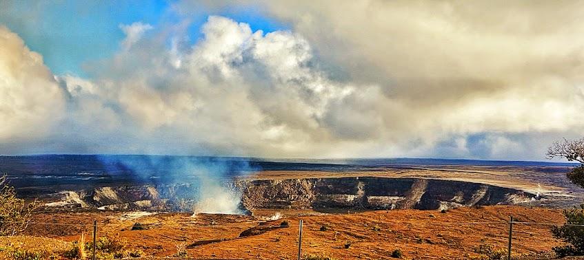 火山女神佩蕾的家 - 基拉韦厄