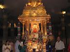 Mangadu golden chariot - another view