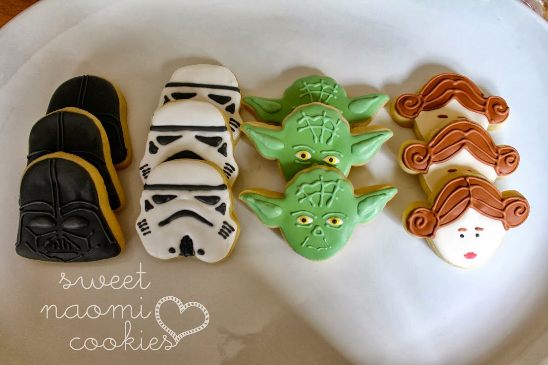 Star Wars Cookie Collection